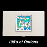 Education Business Card Case