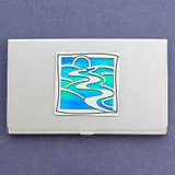 River Business Card Holders