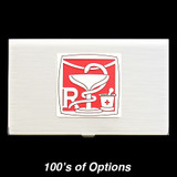Pharmacist Business Card Case