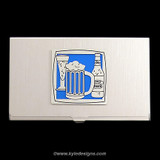 Cold Beer Business Card Holders