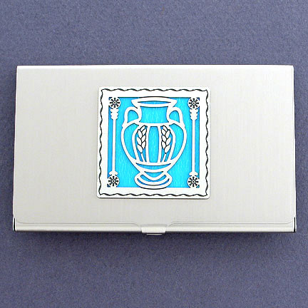 Funeral Director Business Card Holder Stylish Mortician Card Cases
