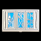 Electrical Utility Business Card Cases
