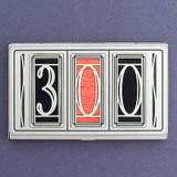Number 300 Business Card Holder