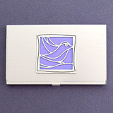Songbird Business Card Holder