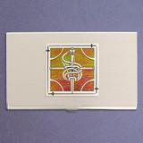 Sword Business Card Holder