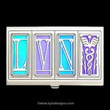 Licensed Vocational Nurse Business Card Cases