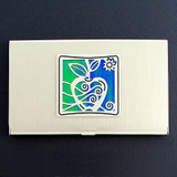 Apple Business Card Holder Cases