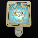 Skull Night Light