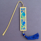 Dragonfly Long Engraved Bookmark
