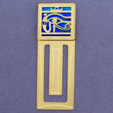 Egyptian Eye Engraved Bookmark