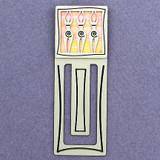 Goddess Engraved Bookmark