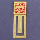 Piglet Engraved Bookmark