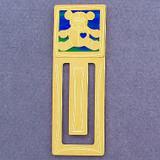 Teddy Bear Engraved Bookmark