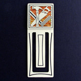 Building Tools Engraved Bookmark