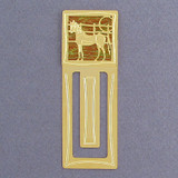 Horse Engraved Bookmark