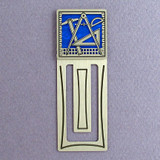Architecture Engraved Bookmark
