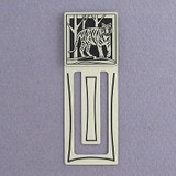 Tiger Engraved Bookmark
