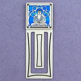 Buddhist Engraved Bookmark