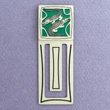 Alligator Engraved Bookmark