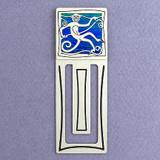 Monkey Engraved Bookmark