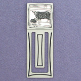 Lamb Engraved Bookmark
