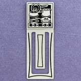 Cooking Engraved Bookmark