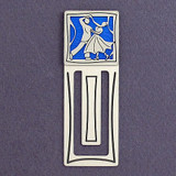 Ballroom Dancer Engraved Bookmark
