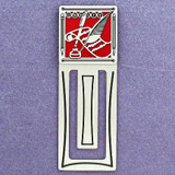 Writing Instruments Engraved Bookmark