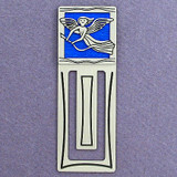 Angel Engraved Bookmark