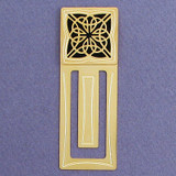 Celtic Engraved Bookmark