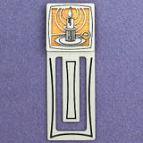 Candle Engraved Bookmarks