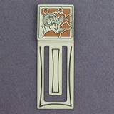 Mountain Ram Engraved Bookmark