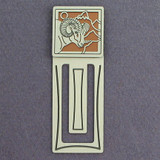 Mountain Ram Engraved Bookmark
