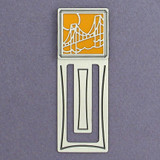 Iron Bridge Engraved Bookmark