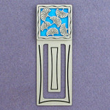 Ginkgo Engraved Bookmark