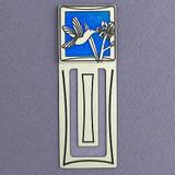 Hummingbird Engraved Bookmark