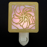 Hibiscus Flower Night Light