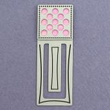Polkadot Engraved Bookmark
