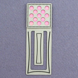 Polkadot Engraved Bookmark