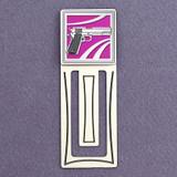Gun Engraved Bookmark