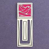 Songbird Engraved Bookmark