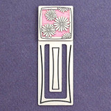 Daisy Engraved Bookmark