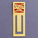 Save The Engraved Bookmark