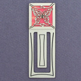 Butterfly Engraved Bookmark