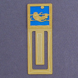 Sea Otter Engraved Bookmarks