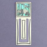 Panda Engraved Bookmark