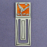Falcon Engraved Bookmark