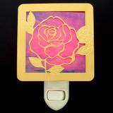 Rose Night Light