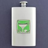 Margarita Flask 4 Oz Stainless Steel