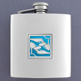 6 Oz High Heels Shoe Drinking Flasks